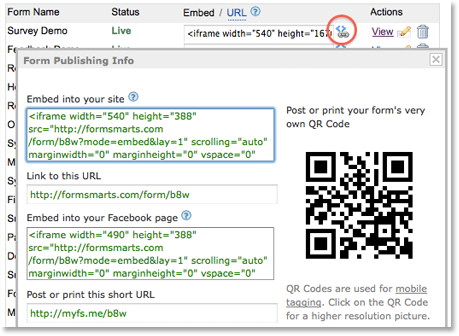 How to Use QR Codes to Deliver Online Forms to Mobile Users - The ...