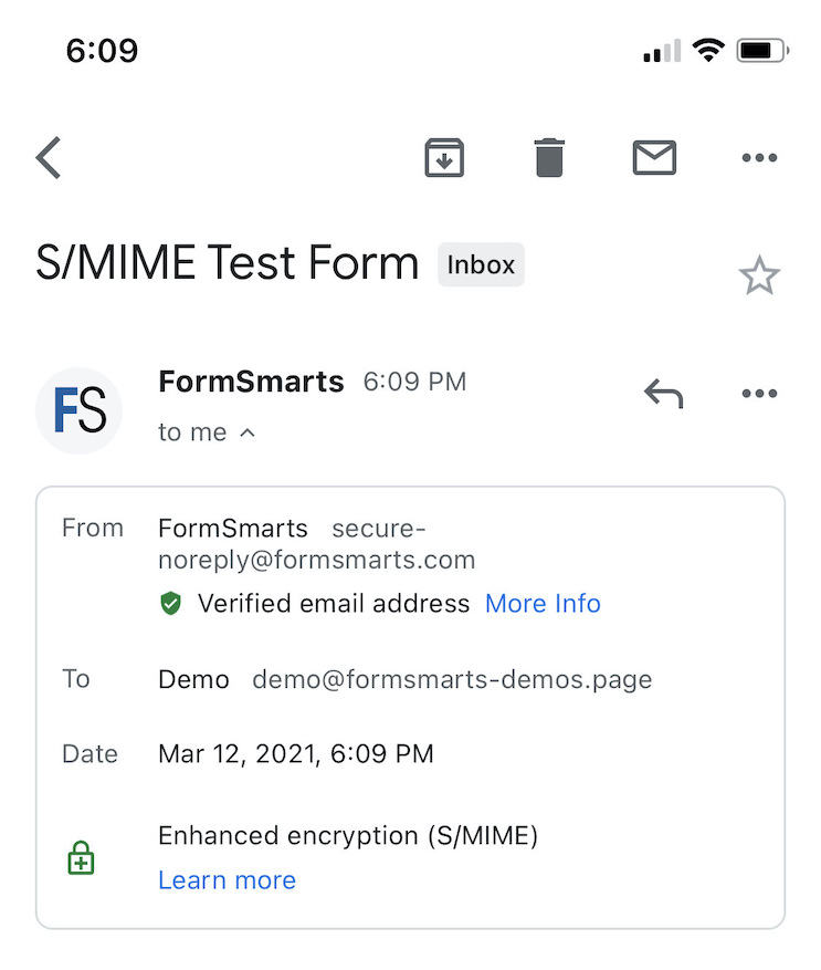 S/MIME Sign and Encrypt by Default